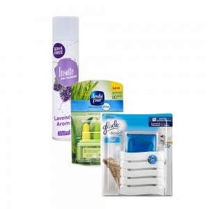 Air Freshners, Refills & Plug Inns