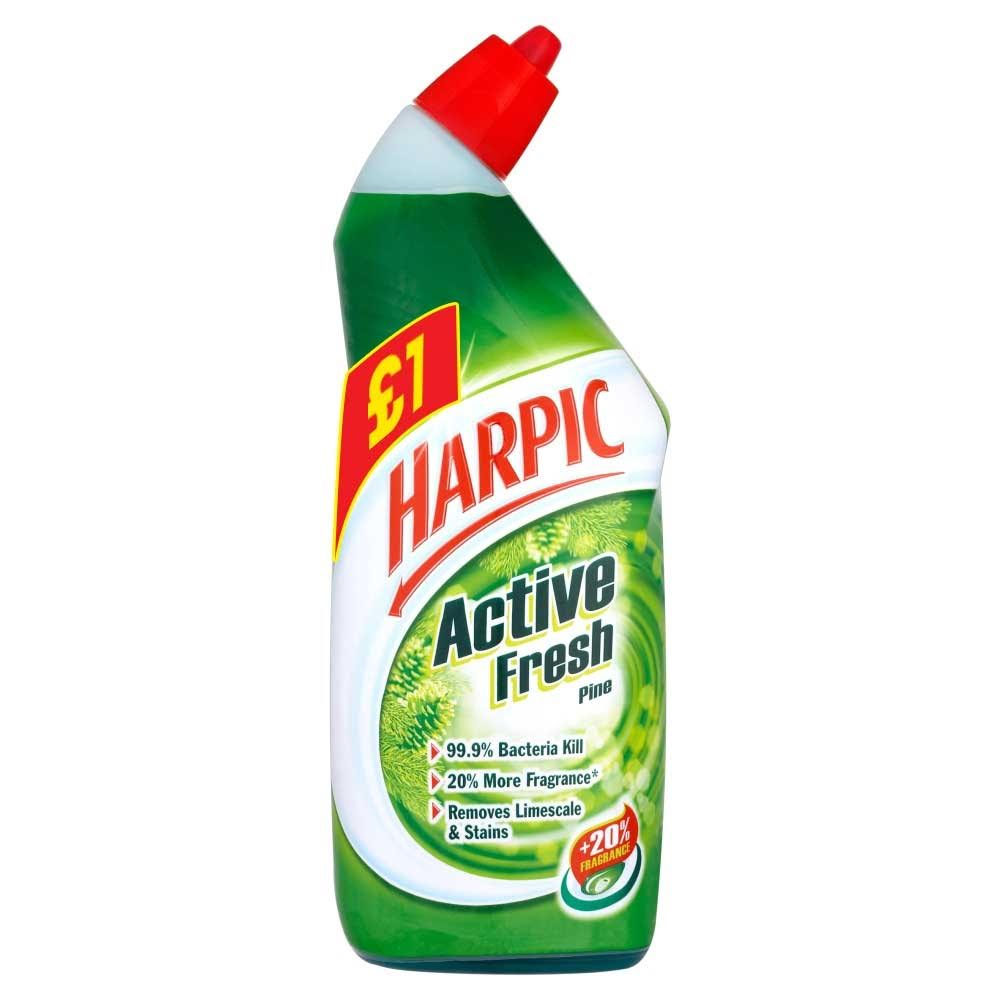 Harpic Active Cleaning Gel Pine Pm 1 750ml 12 H B Enterprise