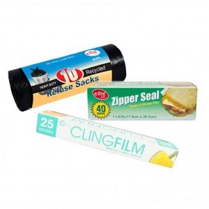 Foil, Cling Film & Bags